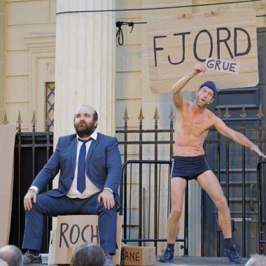 Auditions pour le prochain spectacle «Les gros patinent bien – cabaret de carton»